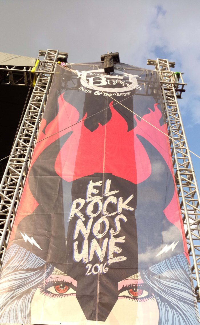 El rock nos une o igual y ya nitanto